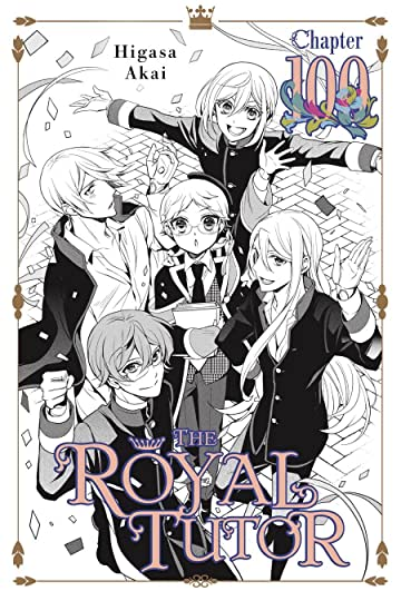 The Royal Tutor #100