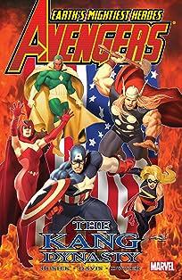 Avengers: Kang Dynasty