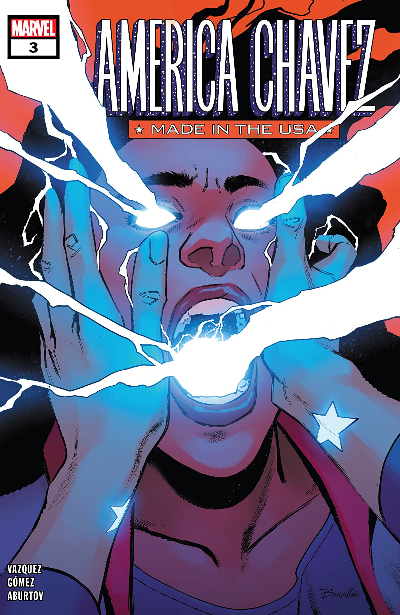 America Chavez: Made In The USA (2021-) #3 (of 5)