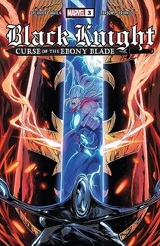 Black Knight: Curse Of The Ebony Blade (2021) No.3 (sur 5)