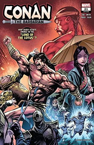 Conan The Barbarian (2019-) No.21