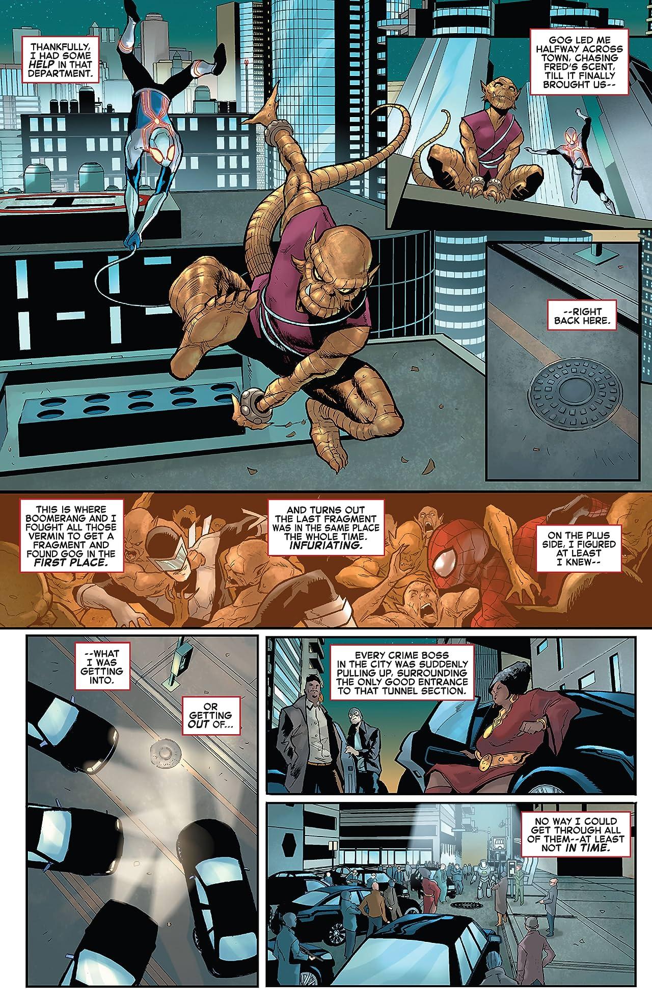 Giant Size Amazing Spider-Man: King's Ransom (2021) #1