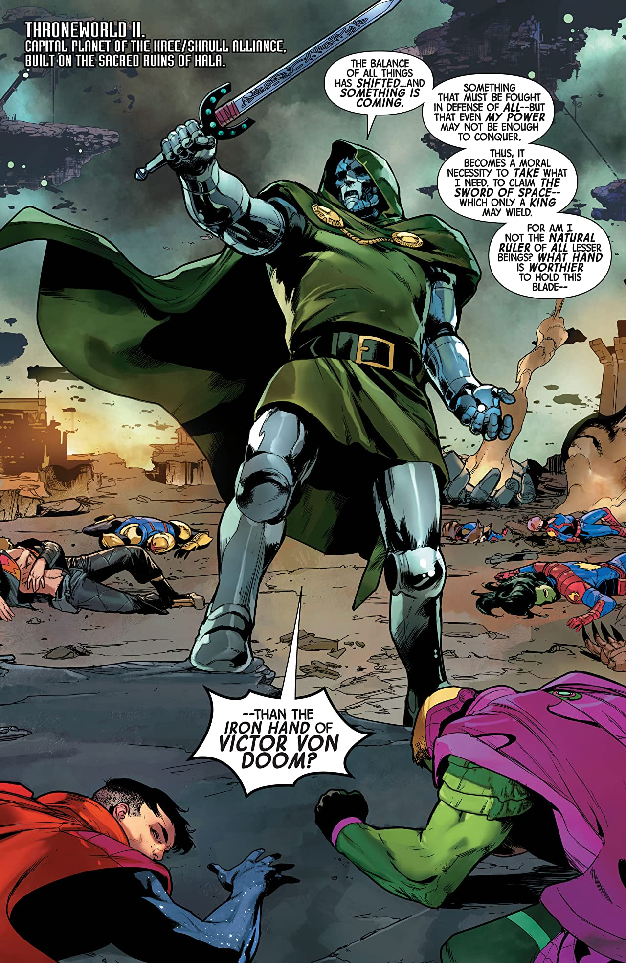 Guardians Of The Galaxy (2020-) #14
