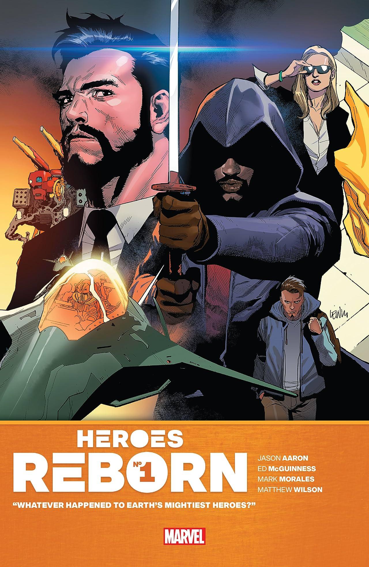 Heroes Reborn (2021) #1 (of 7)