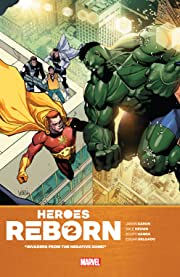 Heroes Reborn (2021) #2 (of 7)