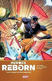 Heroes Reborn (2021) #3 (of 7)