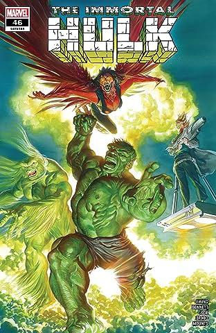 Immortal Hulk (2018-) #46