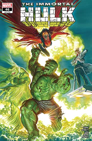 Immortal Hulk (2018-) No.46