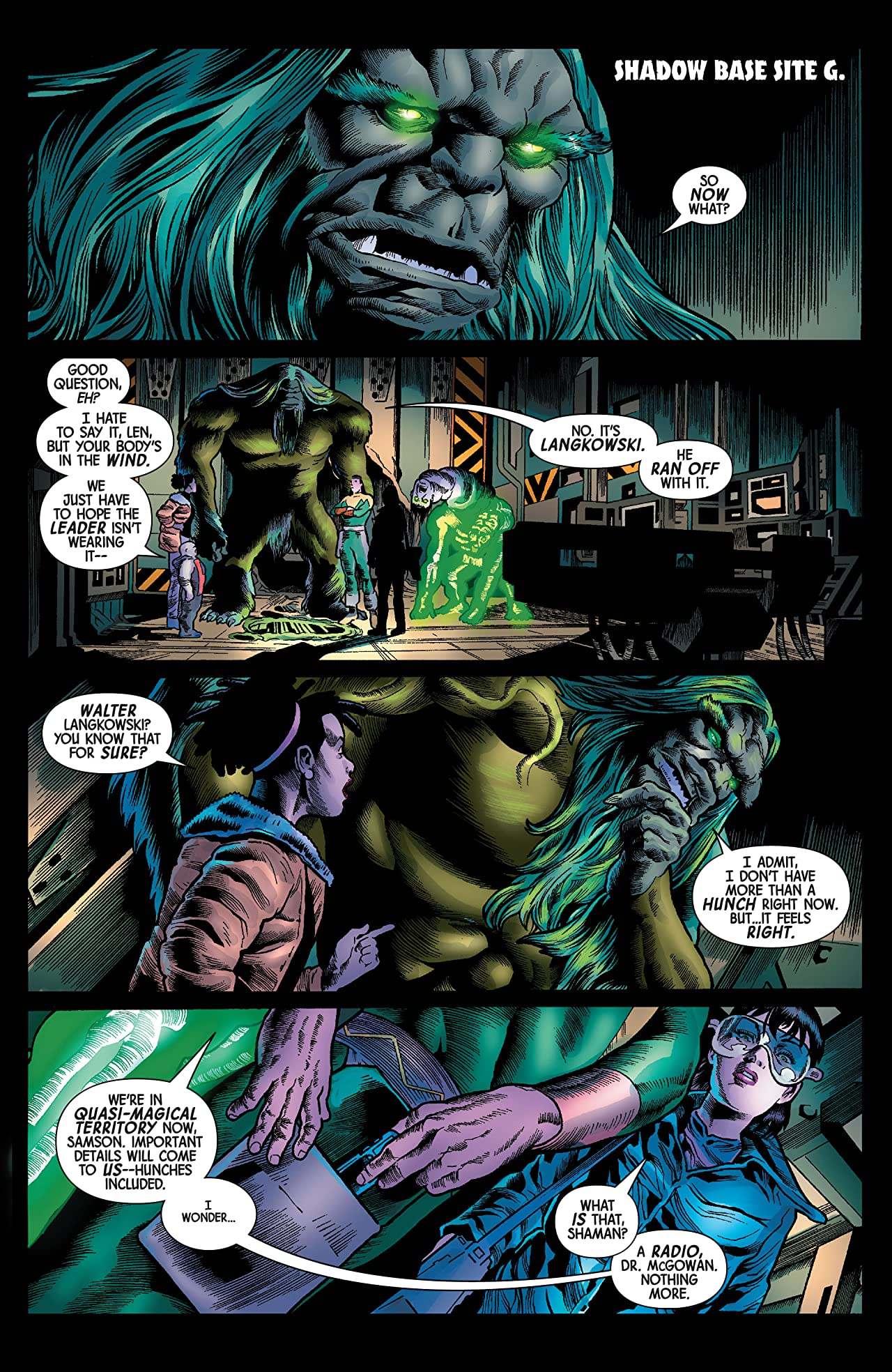 Immortal Hulk (2018-) No.46