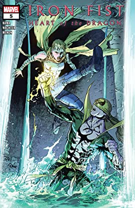 Iron Fist: Heart Of The Dragon (2021-) #5 (of 6)