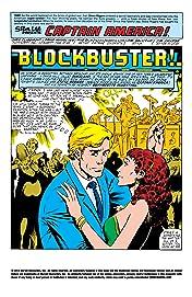 Captain America (1968-1996) #258