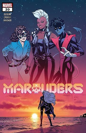 Marauders (2019-) #20