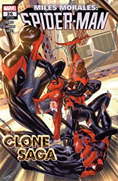 Miles Morales: Spider-Man (2018-) #26