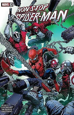 Non-Stop Spider-Man (2021-) #3