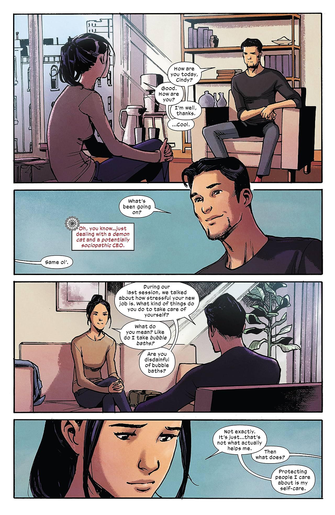 Silk (2021) #3 (of 5)