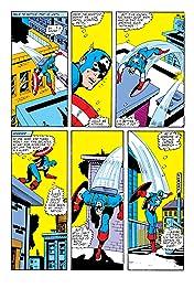 Captain America (1968-1996) #259