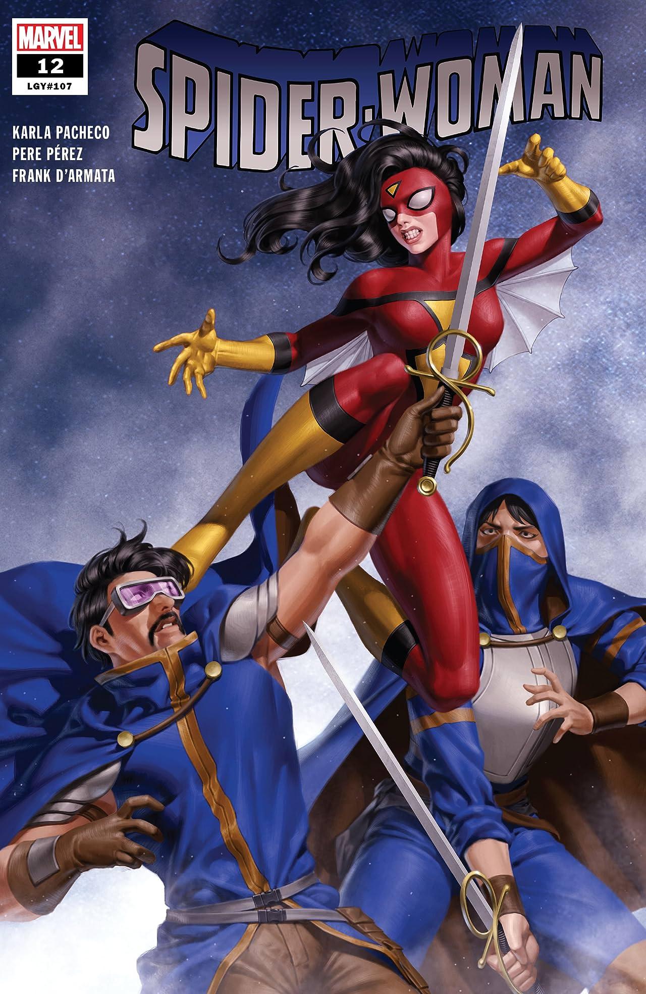 Spider-Woman (2020-) #12