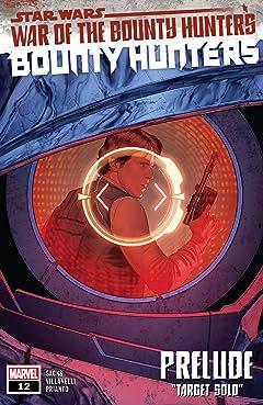 Star Wars: Bounty Hunters (2020-) #12