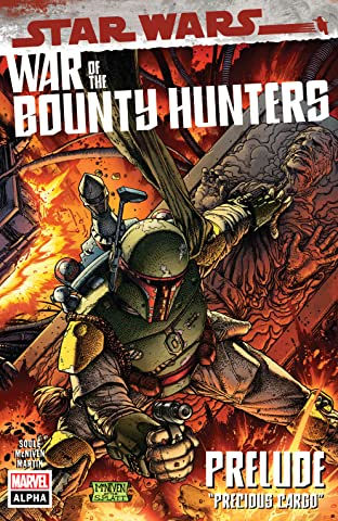 Star Wars: War Of The Bounty Hunters Alpha (2021) No.1