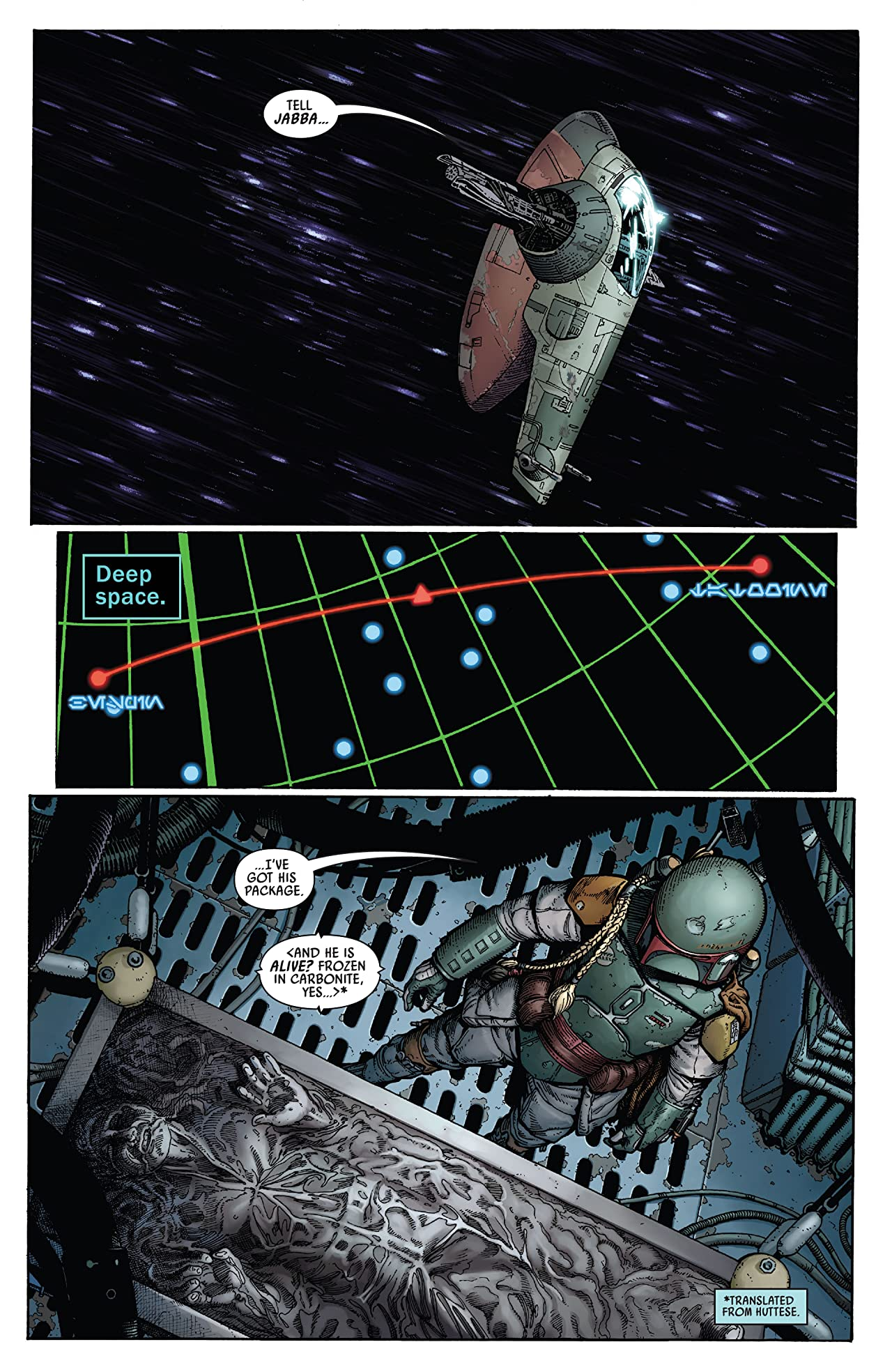 Star Wars: War Of The Bounty Hunters Alpha (2021) #1: Director's Cut