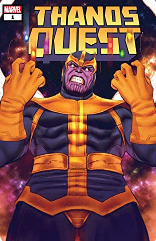 Thanos Quest: Marvel Tales (2021) No.1
