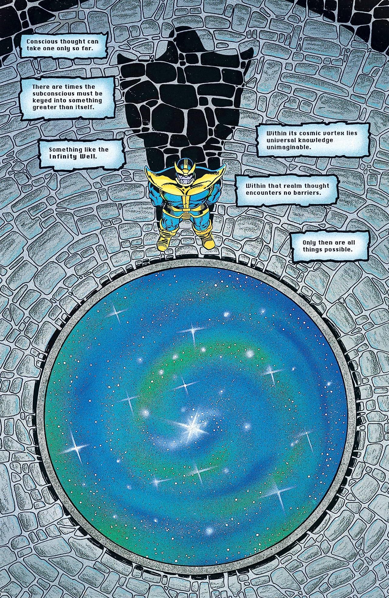 Thanos Quest: Marvel Tales (2021) No.1