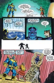 Thanos Quest: Marvel Tales (2021) #1