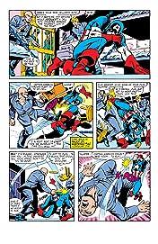 Captain America (1968-1996) #260