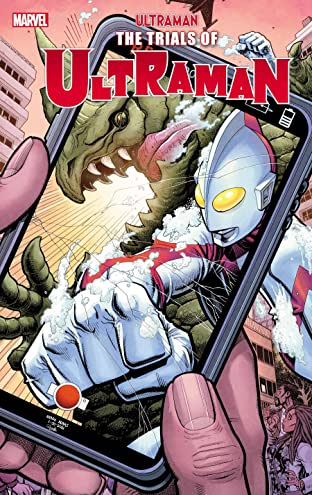 The Trials Of Ultraman (2021-) #3 (of 5)