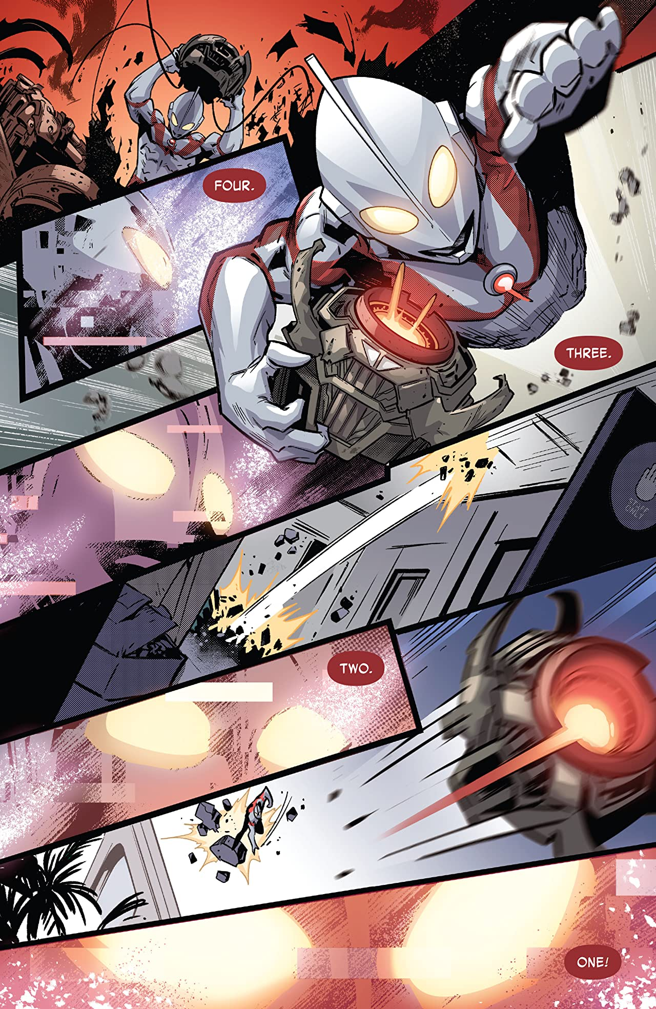 The Trials Of Ultraman (2021) #3 (of 5)