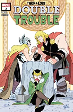Thor & Loki: Double Trouble (2021) No.3 (sur 4)