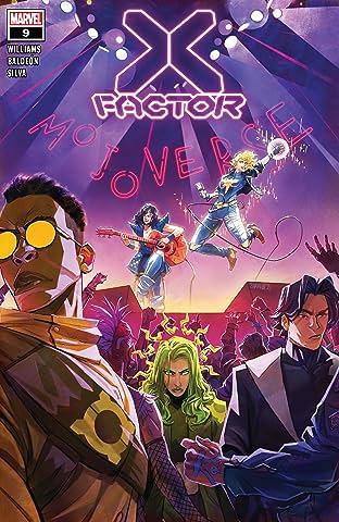 X-Factor (2020-) No.9