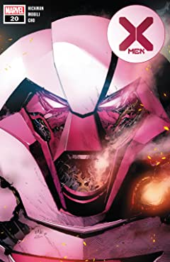 X-Men (2019-) #20