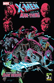 X-Men: Curse Of The Man-Thing (2021) #1