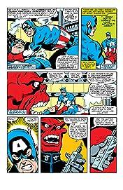 Captain America (1968-1996) #263