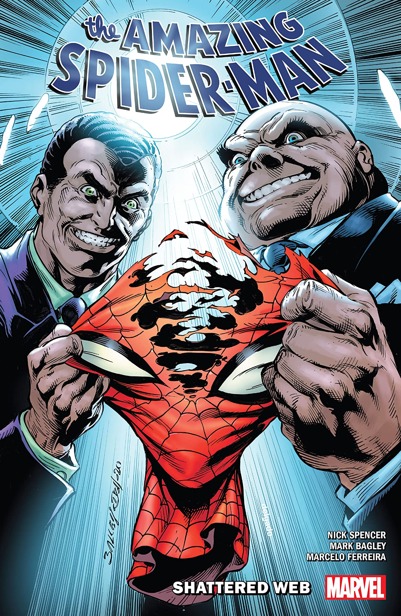 Amazing Spider-Man by Nick Spencer Vol. 12: Shattered Web