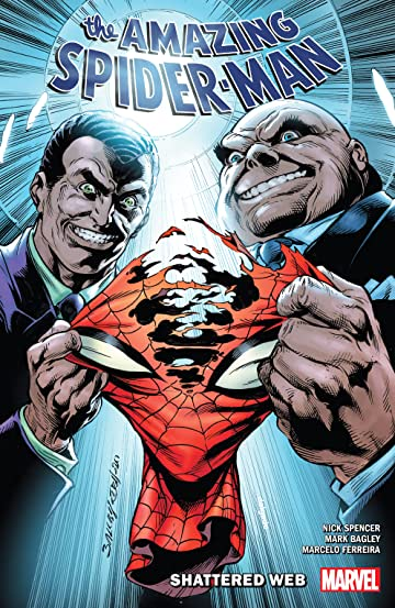 Amazing Spider-Man by Nick Spencer Tome 12: Shattered Web