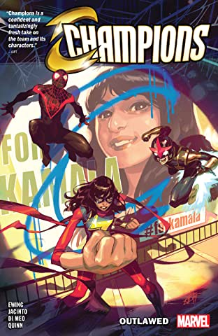Champions Tome 1: Outlawed