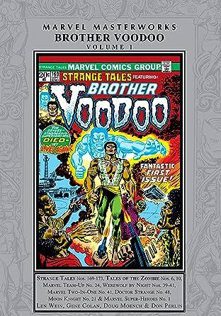 Brother Voodoo Masterworks Tome 1