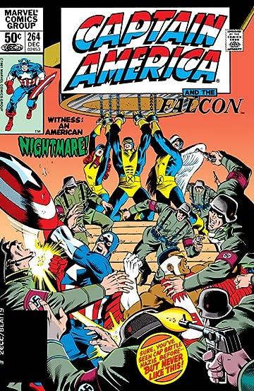 Captain America (1968-1996) #264
