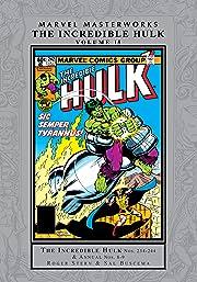Incredible Hulk Masterworks Vol. 15