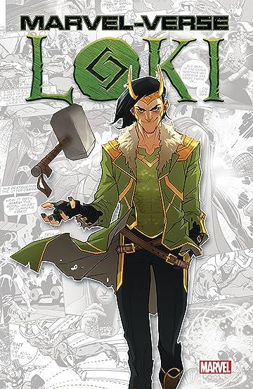 Marvel-Verse: Loki