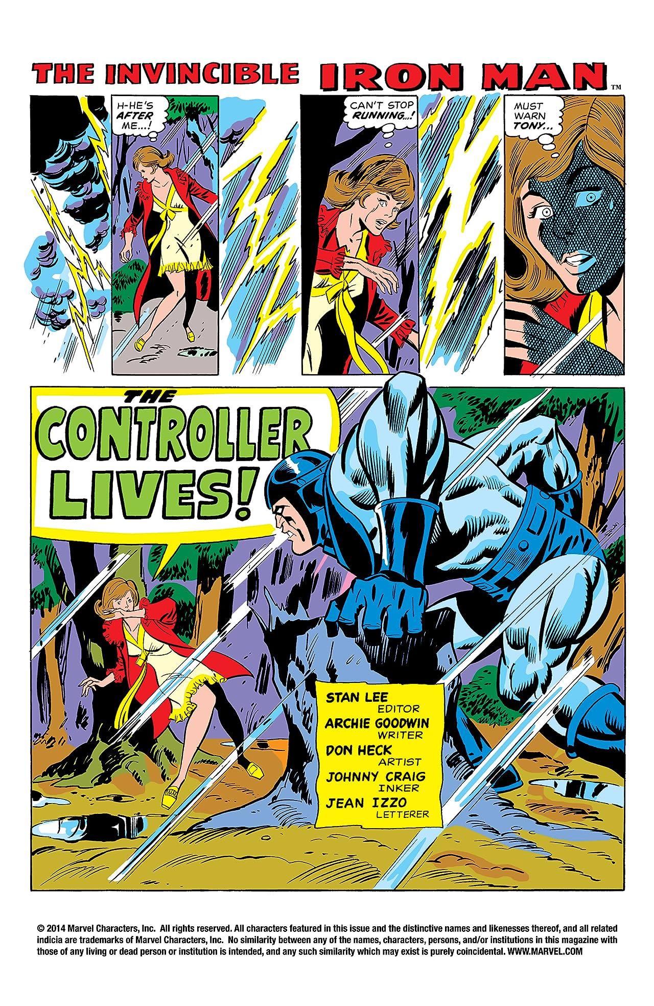 Iron Man (1968-1996) #28