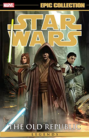 Star Wars Legends Epic Collection: The Old Republic Tome 4