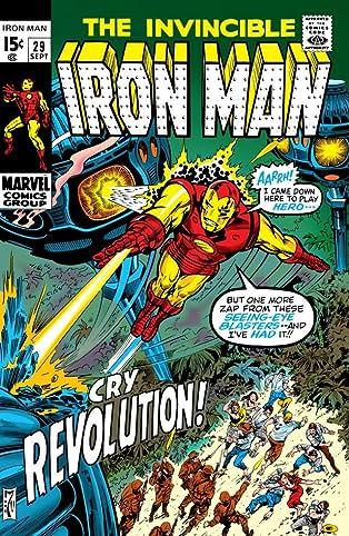 Iron Man (1968-1996) #29