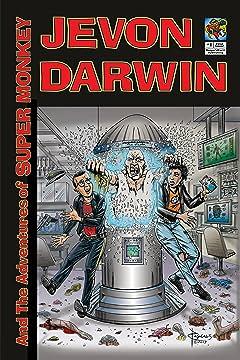 Jevon Darwin and The Adventures of Super Monkey #1