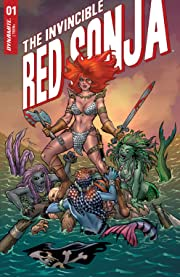 The Invincible Red Sonja #1