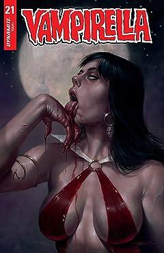 Vampirella (2019-) #21