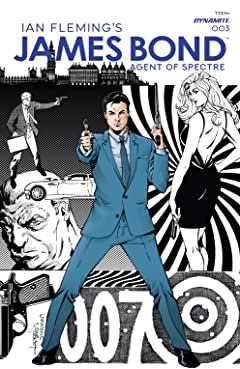 James Bond: Agent of Spectre No.3