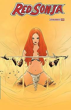 Red Sonja (2019-) #27